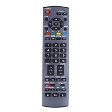 1 Pc Newest Easy Setup Replacement Remote Control For PANASONIC TV VIERA EUR 7651120/71110/7628003