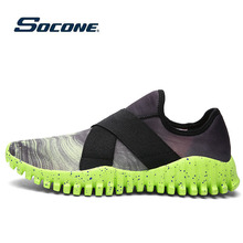 socone 2016 comfortable running shoes,super light wearable men athletic shoes,brand sport shoes running men shoe free run