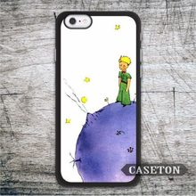 Planet Little Prince Case For iPhone 7 6 6s Plus 5 5s SE 5c and For iPod 5 High Quality Lovely Cover Free Shipping