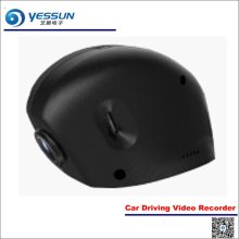 Car DVR Driving Video Recorder Front Camera Black Box Dash Cam - Head Up Plug Play For Volkswagen VW Golf Series