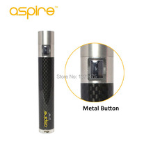 Nice Quality Variable Voltage Electronic Cigarette Batteries Aspire CF VV+ Ego-t Battery 1000mah Ecig Battery Ego 510(China)