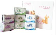 Negative ion sanitary napkins FCL love genuine  19  package Daily sanitary napkins Love