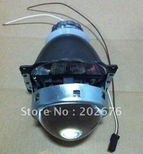 FREE SHIPPING, CHA DLand KOITO Q5 HID BI-XENON PROJECTOR, USE D2S HID LAMP, WITH H4 HEADLIGHT EASY INSTALLATION