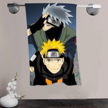 H-P&81 Custom Big Size 140cmx70cm Cotton Bath Towel Naruto #5 Shower Towel For your family SQ00908-@H081
