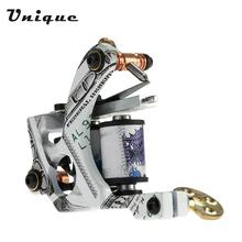 Professional Tattoo Machine Shader Liner 10 Coils Tattoo Instrument High Quality Professional Tattoo Accessories
