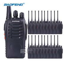 20pc Baofeng Walkie Talkie with Earpiece Baofeng bf-888s UHF Long Range 2 Way Radio Baofeng 888s Handheld Ham Radio Communicator