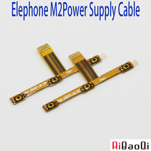 AiBaoQi Main Elephone M2 power on/off volume Key up/down button flex cable FPC