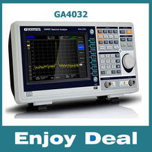 Digital Spectrum Analyzer 9KHz-1.5GHz with Tracking Generator 8.5 Inches TFT LCD Resolution 800x480 USB Lan RS232 GA4032(China)