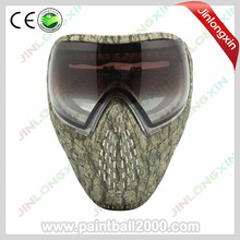 SPUNKY New Airsoft Paintball Mask with Multicolor Dye I4 Thermal Goggles(China)