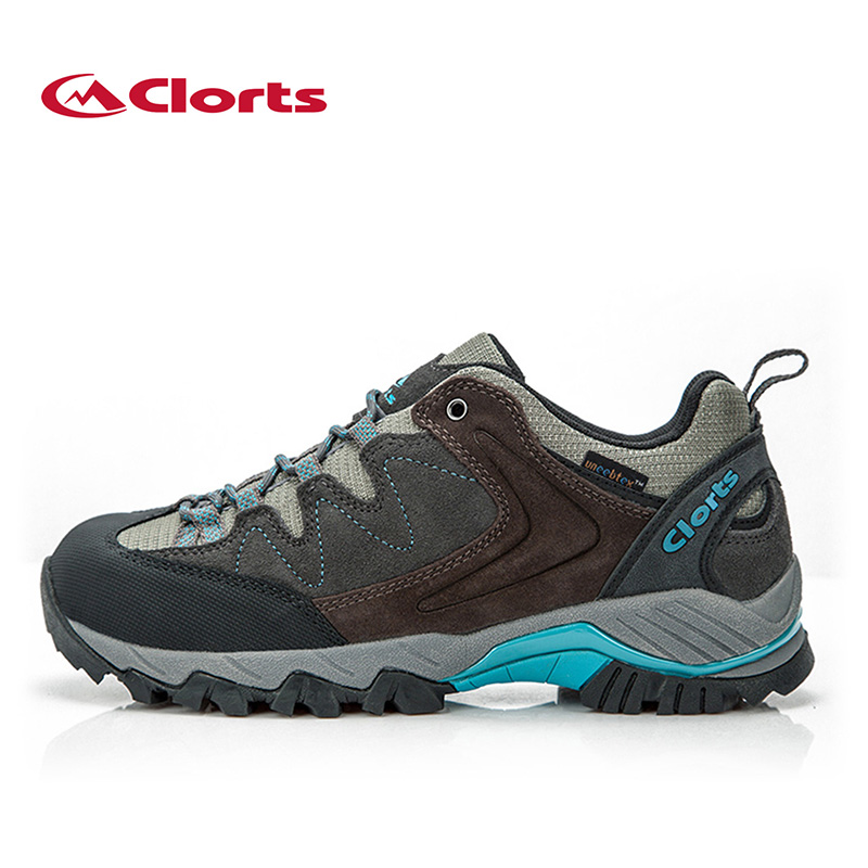 Clorts Women New Outdoor Hiking Shoes Athletic Shoes Waterproof Non-slip Breathable Climbing Hiking Shoes Boot HKL-806G/H/J<br>