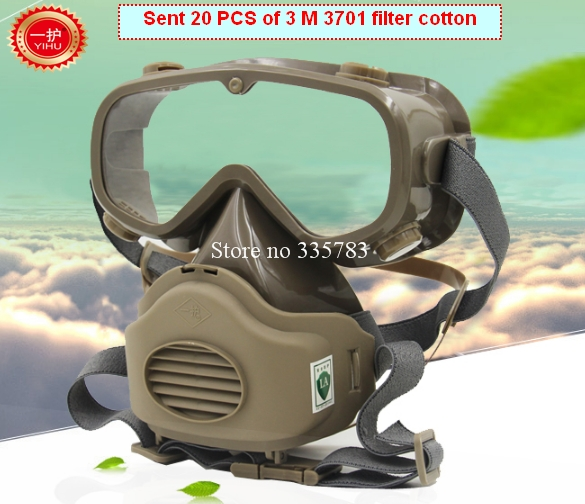 respirator dust mask high quality filter mask  smoke dust industrial safety mask anti dust Present mask anti pollution<br><br>Aliexpress