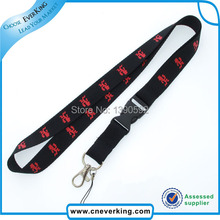 Hot sales 100 pcs/lot Custom lanyard  cell phone/ keychains /Neck Strap  lanyard free shipping