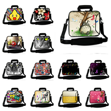 "Messenger Shoulder 10"" 9.7"" Laptop Bag Netbook Briefcase For Chuwi Hi10 iPad 1 2 3 4 5 / Samsung Galaxy Note Tablet 10.1 Bags"