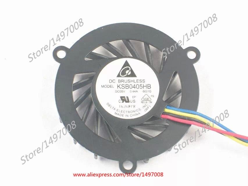 Delta KSB0405HB BG1G  DC 5V 0.44A Server Round fan<br>