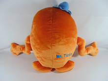 Fisher orange figure Baby Soft Plush Toys  Cheapest Price Best Gift for Kids 18CM Hard Rock stuffed animal 34cm cute rabbit