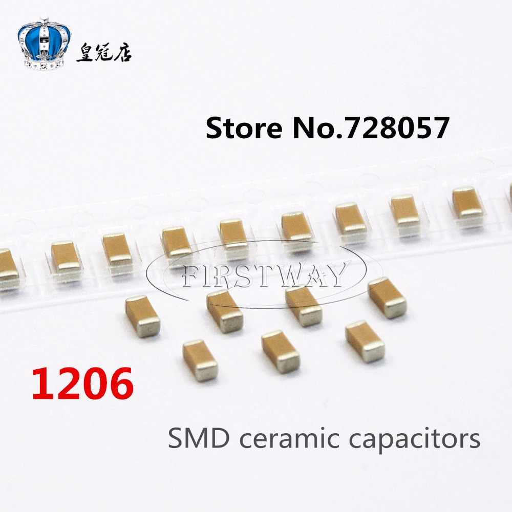Ceramic Multi-layer Pack of 5 CAP MLCC X5R 47UF 6.3V 0805 Capacitors