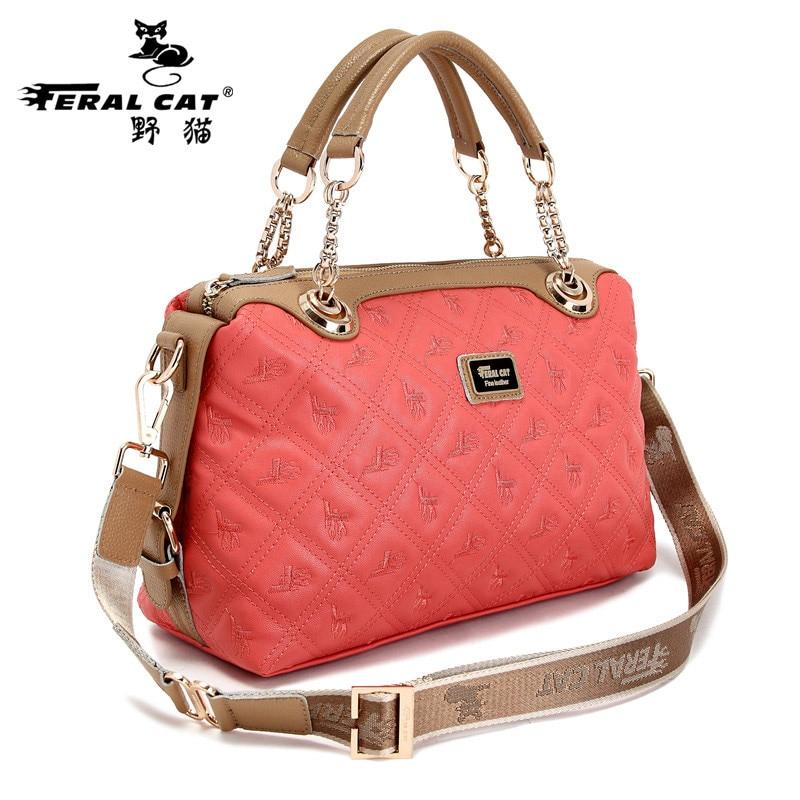 Women Bags 2017 Fashion Designer Brand Handbags Tote High Quality Watermelon Red Blue Orange Free Shipping 6009  <br><br>Aliexpress