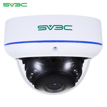Buy SV3C 1080P Full HD 1080P Dome Ir cut Home Security Surveillance Camera Indoor ONVIF Vandal-proof IP66 Waterproof IP Camera for $44.70 in AliExpress store