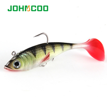 3pcs Fishing Lures Soft Lead Bait 9cm 18g Feeder Fishing Bait Carp Wobblers Fishing Equipment