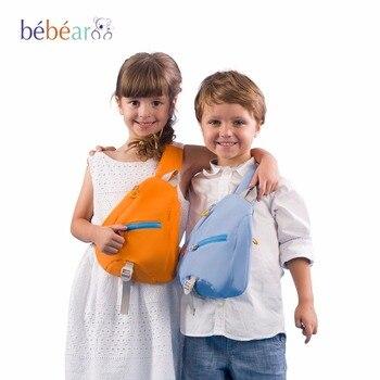 2017 Bebear sacos de escola crianças com estilo moda Bolsa Diaper Bag com Moda estilo mochila pacote de viagem do bebê
