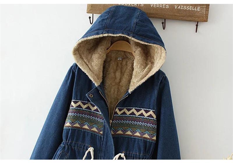 معطف الشتاء فضفاض 33