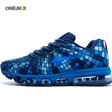 ONEMIX 2016 Unisex Free 1185 Water Cube Top quality DampingTraining Running Shoes Sport Breathable Women's Men's AIR Sneaker(China)