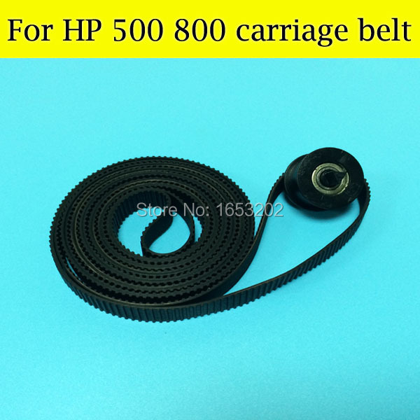 1 Piece High Quality Carriage Belt C7769( 24-inch ) For HP Designjet 500/500PS/800/800PS<br><br>Aliexpress