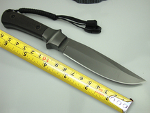 440C Camping Fixed Blade Knife Utility Survival Straight Knives Hunting Knife Rescue Knife Multi Outdoor Tools