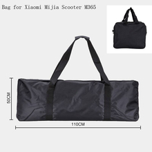 Scooter Bag Electric Skateboard Carrying Bag for Xiaomi Scooter Mijia M365 Skate Bike 110*45*50cm High Quality Oxford Fabric(China)