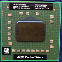 amd Laptop processor cpuAMD Turion x2 Ultra ZM-87 ZM87 ZM 87 TMZM87DAM23GG 2.4GHz Socket S1   free shipping