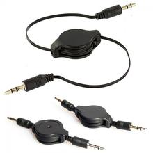 Practical 3.5mm Car AUX Auxiliary Cord Male to Male Stereo Audio Cable For PC iPod MP3 New