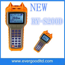 New RY-S200D TV Signal Level Meter CATV Cable Testing 5-870MHZ Spectrum Analysis(China)