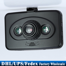 DHL/Fedex/UPS 20pcs/lot Full HD1080P 298 Car video Camera Road Recorder G-sensor motion Active DVR 2.4 TFT2