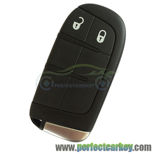 S6046681AF M3N-40821302 car key control Original 2button keyless entry auto smart card for Fiat Freemont