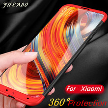 Luxury Shockproof 360 Protecti Cases For Xiaomi Redmi Note 4X Plastic Cover hard Back PC For Xiaomi Redmi Note 4 global version(China)