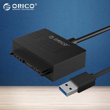 ORICO SSD SATA Adapter Cable 2.5 Inch Hard Disk Driver Cable Converter Super Speed USB 3.0 To SATA 22 Pin(27UTS)