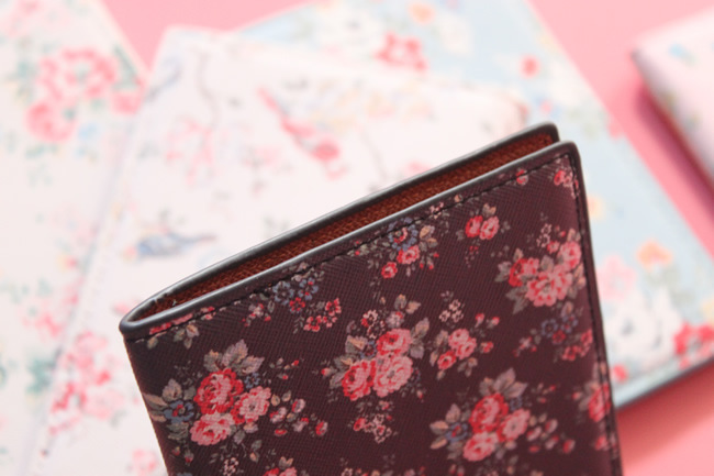 floral print passport cover (5)