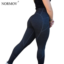 Buy NORMOV Sexy High Waist Leggings Women Workout Gothic Push Legging Femme Casual Solid Color Pocket Jeggings Clothing 5 Color for $9.41 in AliExpress store