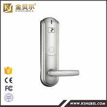 TM- Free Software Electronic Smart RF Key Card Hotel Lock(China)