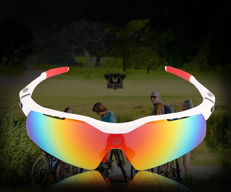Cycling Glasses Polarized UV400 Outdoor Sports Windproof Eyewear men Women Mountain Bike Bicycle Glasses Sunglasses 5 Lens<br><br>Aliexpress