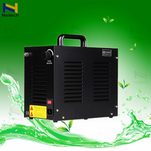 Portable Ozone Generator Air Purifier 220v Air Cleaner Oxygen Portable Ionizer(China)