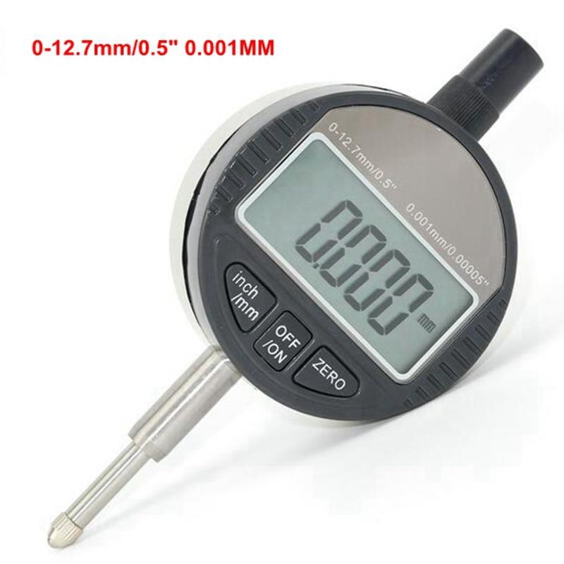 Digital Micrometer Set 0-12.7mm 0.5 0.001mm Electronic Micrometro Measuring Tool Black Free Shipping <br><br>Aliexpress