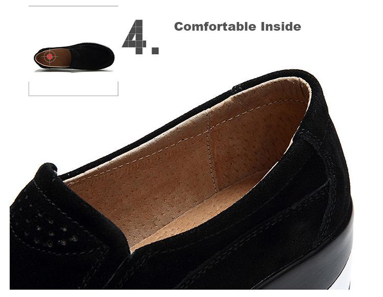 HX 3213 (8) Autumn Platforms Women Shoes