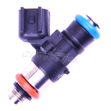 Wholesale High Flow Capacity Fuel Injector Fit USA Car 12.5 ohm 3kpa 1000cc/min Nozzel Auto Spare Part Car-styling New Engine