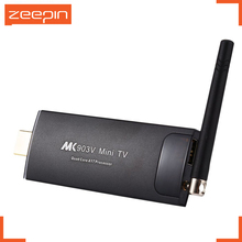 Top Quality Mini TV Box MK903V Mini PC TV Box RK3288 Quad-Core 2GB 8GB Android 4.4 4K 2K H.265 Google TV Player WiFi BT