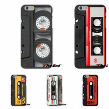 For Samsung Galaxy A3 A5 A7 J1 J2 J3 J5 J7 2016 2017 New Brand Retro Vintage Cassette tape Soft Silicone Cell Phone Case Cover