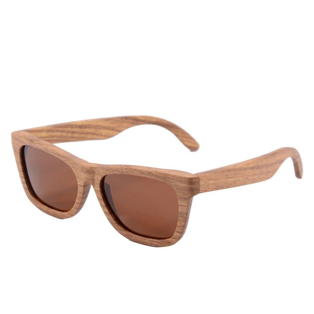 Purely Handmade Wood Sunglasses Men Oculos Women Brand Designer Sun Glasses Real Polarized Driving Eyewear Gafas De Sol 6135<br><br>Aliexpress