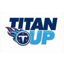 TENNESSEE TITANS TITAN UP Nation American Baseball College Flag(China)