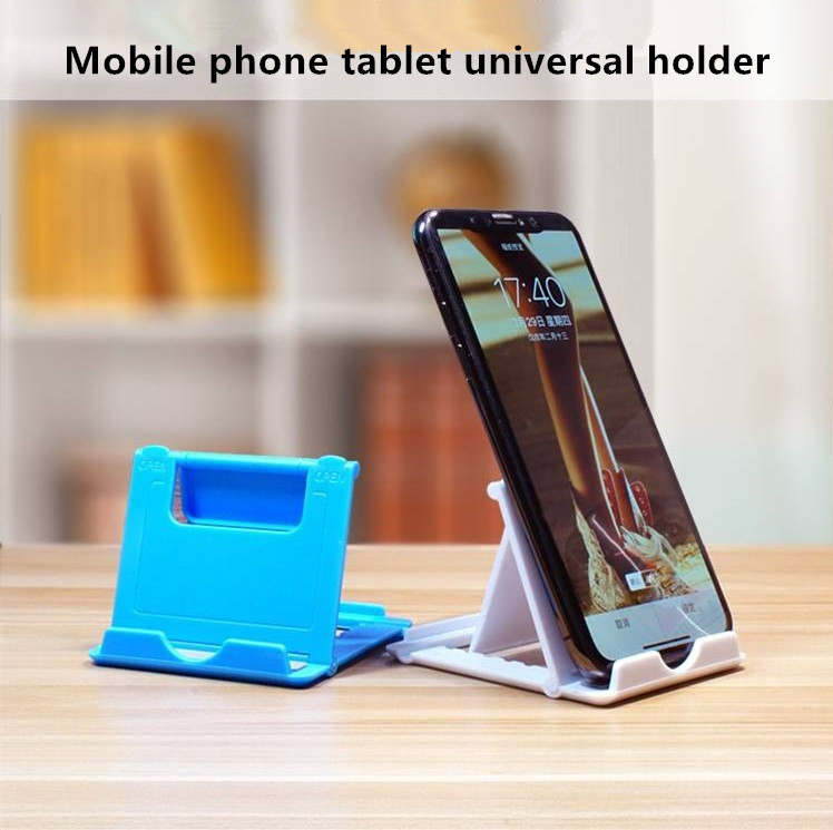 Phone Holder Mobile Holder Universal Cell Phone Desk Stand For Iphone X Xs Max Samsung Tablet Ipad Stand Accessories & Parts Audio & Video Replacement Parts