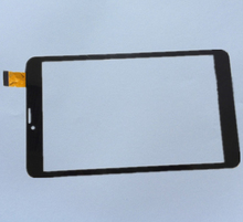 New digitizer tablet pc RoverPad Sky Q8 3G touch screen panel free shipping with track number(China)